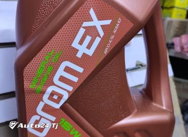 Моторное масло-GROM-EX 15W-40