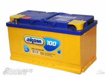 Аккумулятор Аком 100