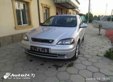 Opel Astra G хэтчбек 2006 CD-ченджер