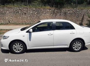 Toyotta Corolla 2009