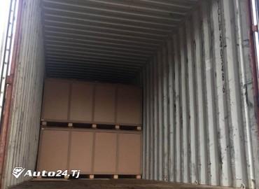 Доставка сборных грузов из Китая в Душанбе Таджикистана