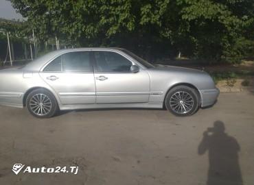 Mercedes-Benz avangarde 1998