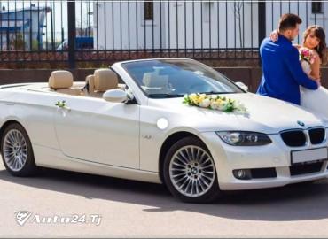 Кабриолет BMW 2011 на прокат