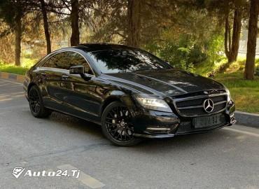 Mercedes-Benz CLS 5.5