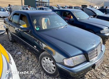 Mercedes Benz C-class 2000
