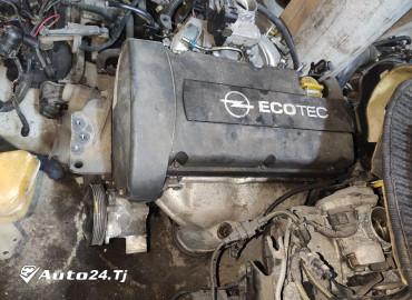 Двигатель твинпорт Opel Astra H