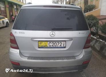Mercedes Benz GL 550