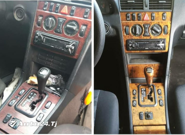 Реставрация и аквапринт деталей авто