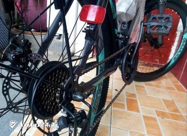 велосипед GALAxii 2021
