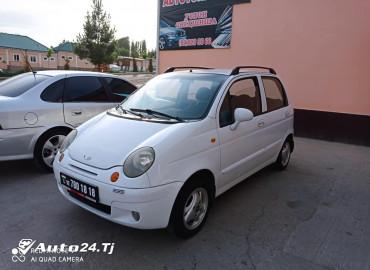 Matiz II 2001