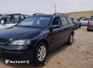 Opel Astra G 2002 караван